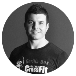 Gorilla Box CrossFit Ortenau/Offenburg - David Bindner