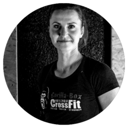 Gorilla Box CrossFit Ortenau/Offenburg - Jessica Gronwald