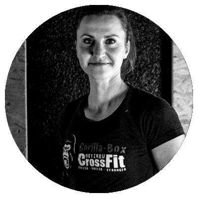 Crossfit Ortenau Trainer Jessie