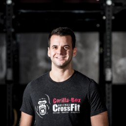 Gorilla Box CrossFit Ortenau/Offenburg - Yannik Bindner